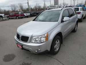2009 Pontiac Torrent OnStar  fog lights  cruise