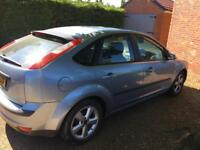 Ford Focus climate 1.6