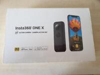 Insta360 One X - 360 camera UHD + full bundle