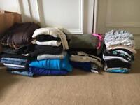 Bundle of size 8-10 clothes