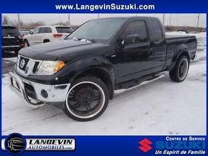 2012 Nissan Frontier 20 POUCES/MANUELLE