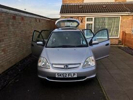 Honda Civic 1.6 I-VTEC SE Hatchback 5 Door