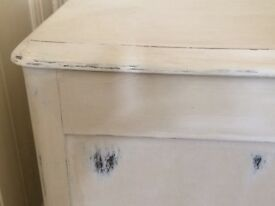 Large Wooden storage chest