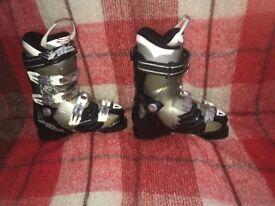 Ski Boots 25/25.5 UK Size 7