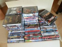 370 + Brand NEW DVDs for £125 / Job Lot
