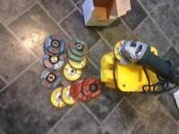 Bosch angle grindertransformer