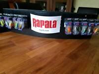 NEW RAPALA WOBBLERS