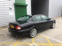 2002 Jaguar X-Type V6 Sport 3,0 litre 5dr
