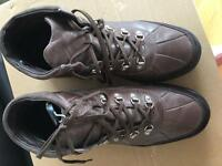 Waterproof hiking boots size 9.5