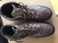Waterproof hiking boots size 9.5