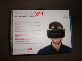 Virtual Reality Headset STEALTH VR