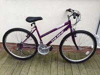 Ladies Saxon tulane bike.
