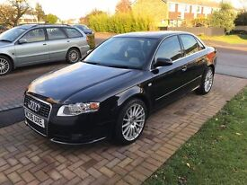 2.0 TFSI S Line Special Edition Quattro 4dr. 219 BHP ('06 plate) Full service history, low mileage