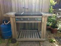Gas Barbecue Sunshine Legend 3000