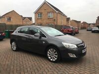 VAUXHALL ASTRA SE 1.6, LEATHER, CRUISE, PARKING SENSORS, MOT DEC 2018, FULL SERVICE HISTORY