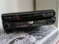 Pioneer dvd screen headunit