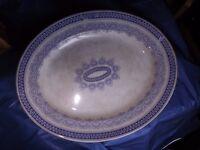 Wedgwood Maude design oval platter