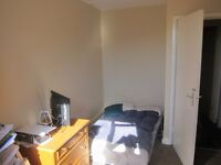 Lovely room in shared house, will be newly decorated, new bed