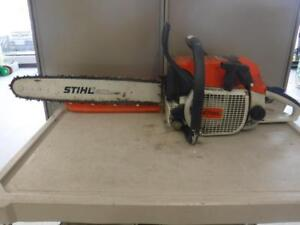 Stihl 038 Magnum Chainsaw for sale. We buy and sell used goods. 115711 CH801404