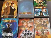 Doctor Who - David Tennant Years - DVD Bundle