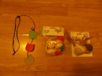 2 NEW packs Cat Kitten Toys + 1 bell for free