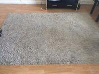 Lovely large cream rug