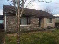 3 Bedroom bungalow to rent calside