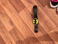 Mens belt Batman
