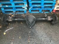 Mercedes Sprinter VW Crafter Complete Rear Axle Diff 48:11 2006-2017 models