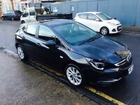 2016 16 REG VAUXHALL ASTRA 1.4 DESIGN DAMAGED REPAIRABLE SALVAGE 5 DOOR