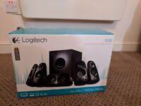 Logitech z506 5.1 Surround Sound System