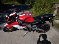 GILERA SC 125, VERY GOOD CONDITION, RECENT MOT WITH NO ADVISORIES, WELL LOOKED AFTER. NOT RS OR NSR.