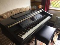 Yamaha clavinova Cvp 207