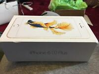 IPhone 6s Plus 16gb gold! Boxed like brand new