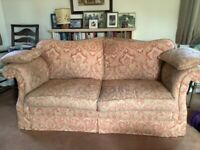 Free three piece suite from Alfred Smith Penzance buyer to collect.