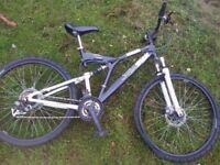 Trax fearless disk brake 26'' mountain bike