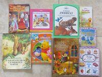 Polish books x 9 (Polskie ksiazki) - Amazing Price!!!!