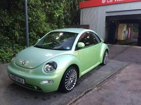 VW Beetle 2.0 20v
