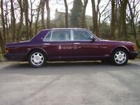 Bentley Turbo RL with history in the best colour