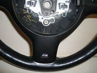 e46 steering wheel m sport
