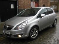VAUXHALL CORSA 1.2 NEW SHAPE 2010 ≠≠≠≠ 5 DOOR HATCHBACK