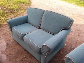 Knightsbridge Two x Two seater sofa with matching chair
