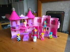 Happyland ELC fairy princess castle