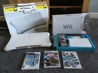 Nintendo Wii with Wii Fit