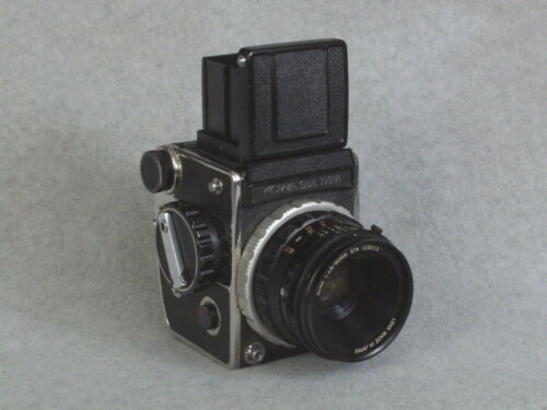 KOWA SIX MM 6x6 CAMERA W/85mm LENS Good Condition and Working Properly