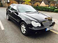 Mercedes Benz C CLASS 2004 1.8 Automatic 4 Door Saloon