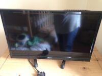24inch seiki tv and DVD player