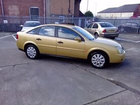 car for sale vauxall vectra 1.8 16v in very good condition 70,539 milage 2 owner sold