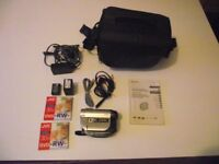 SONY HANDYCAM DVD 110E VIDEO CAMERA RECORDER - WITH LOADS OF EXTRAS - GREAT FOR XMAS MEMORIES