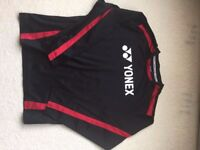 Yonex long sleeved top